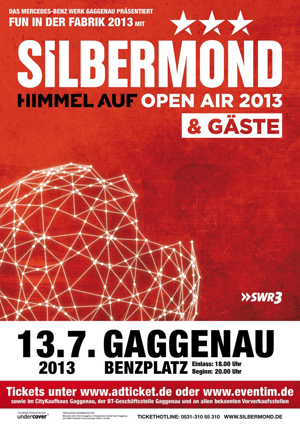 Silbermond-Plakat-Gaggenau2013_DINA0_v5