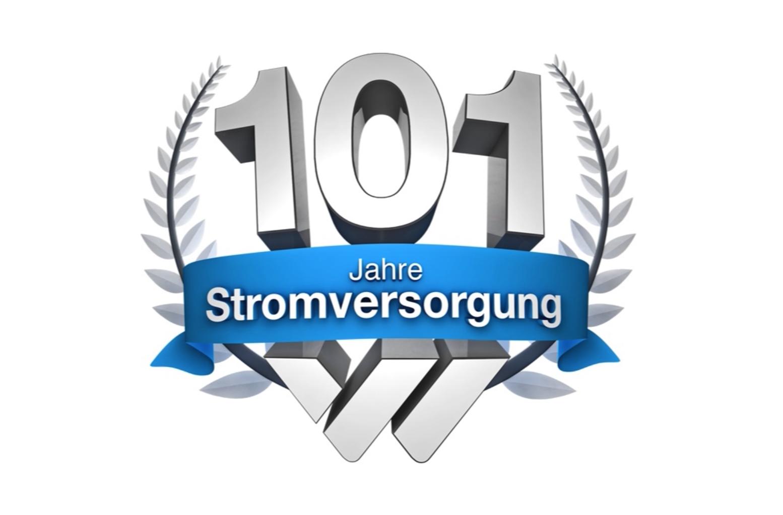 101 Jahre Strom