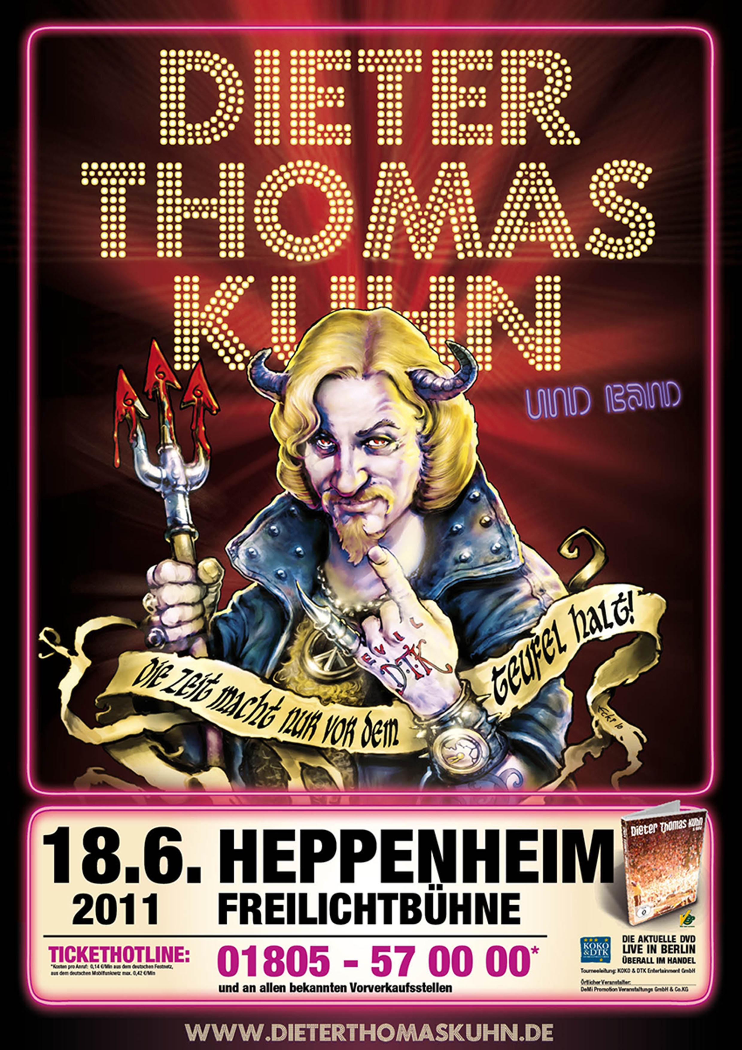 Dieter Thomas Kuhn · Heppenheim
