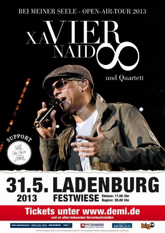 Xavier Naidoo · Ladenburg