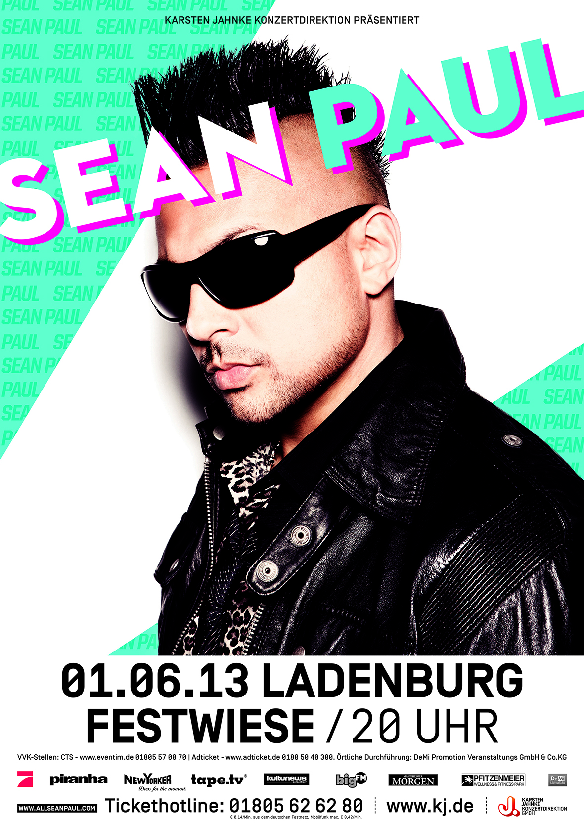 Sean Paul · Ladenburg