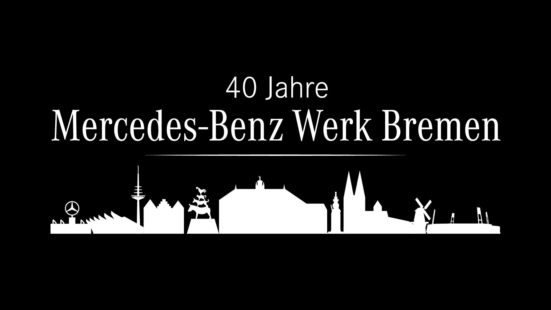 40 jahre mercedes-benz werk bremen · familienfest   demi promotion