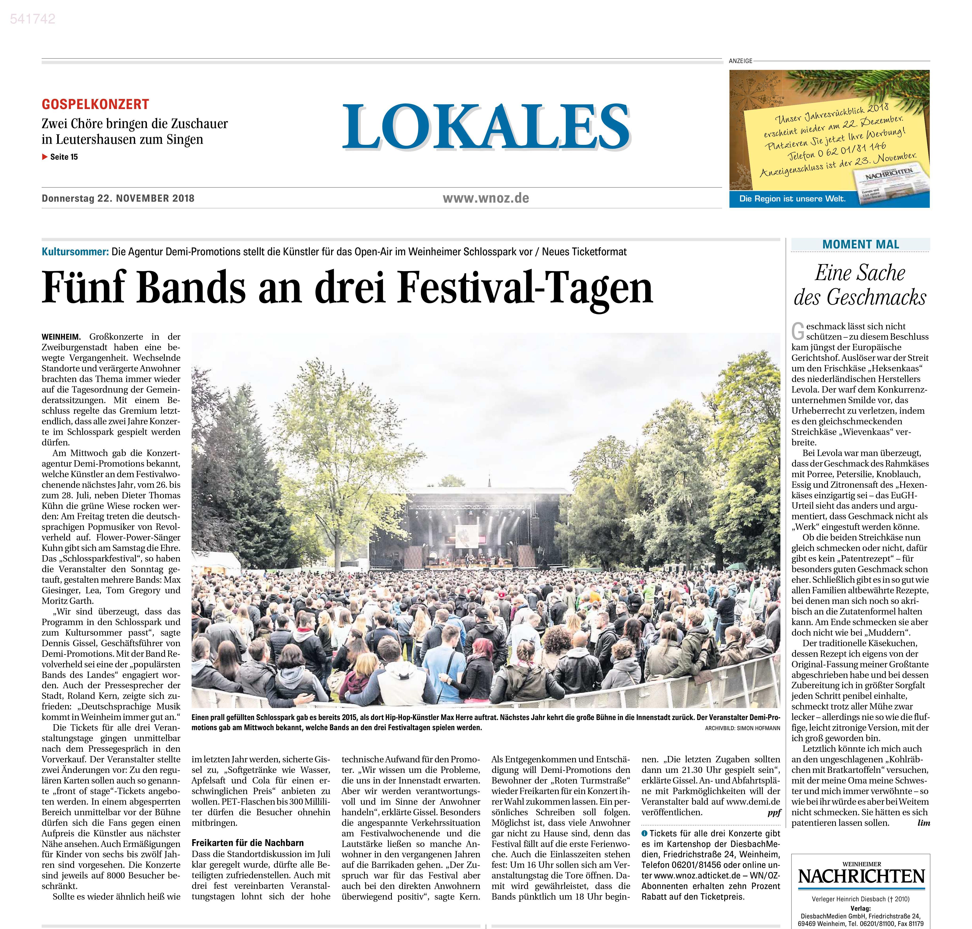 181128_Weinheimer Schlosspark Festival 2019