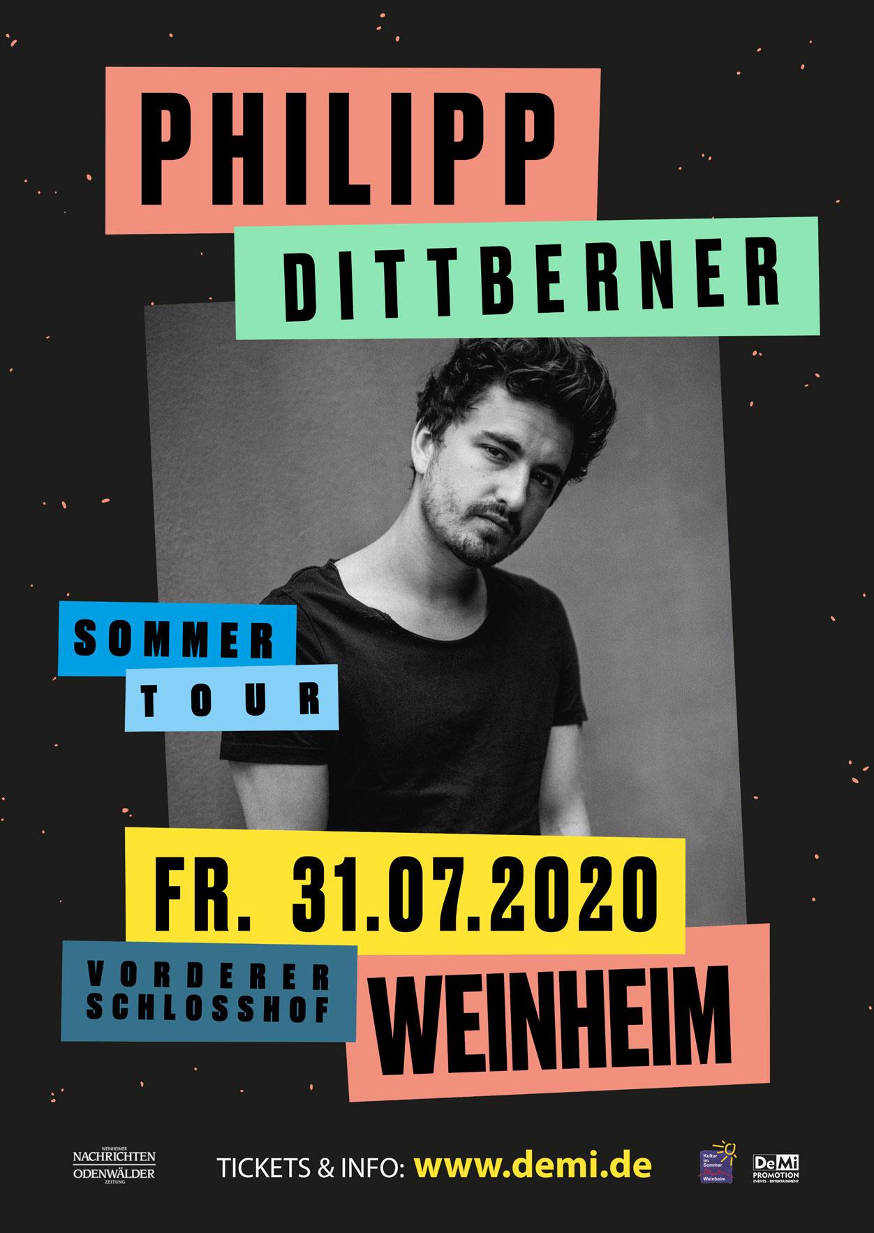 Philipp Dittberner Weinheim