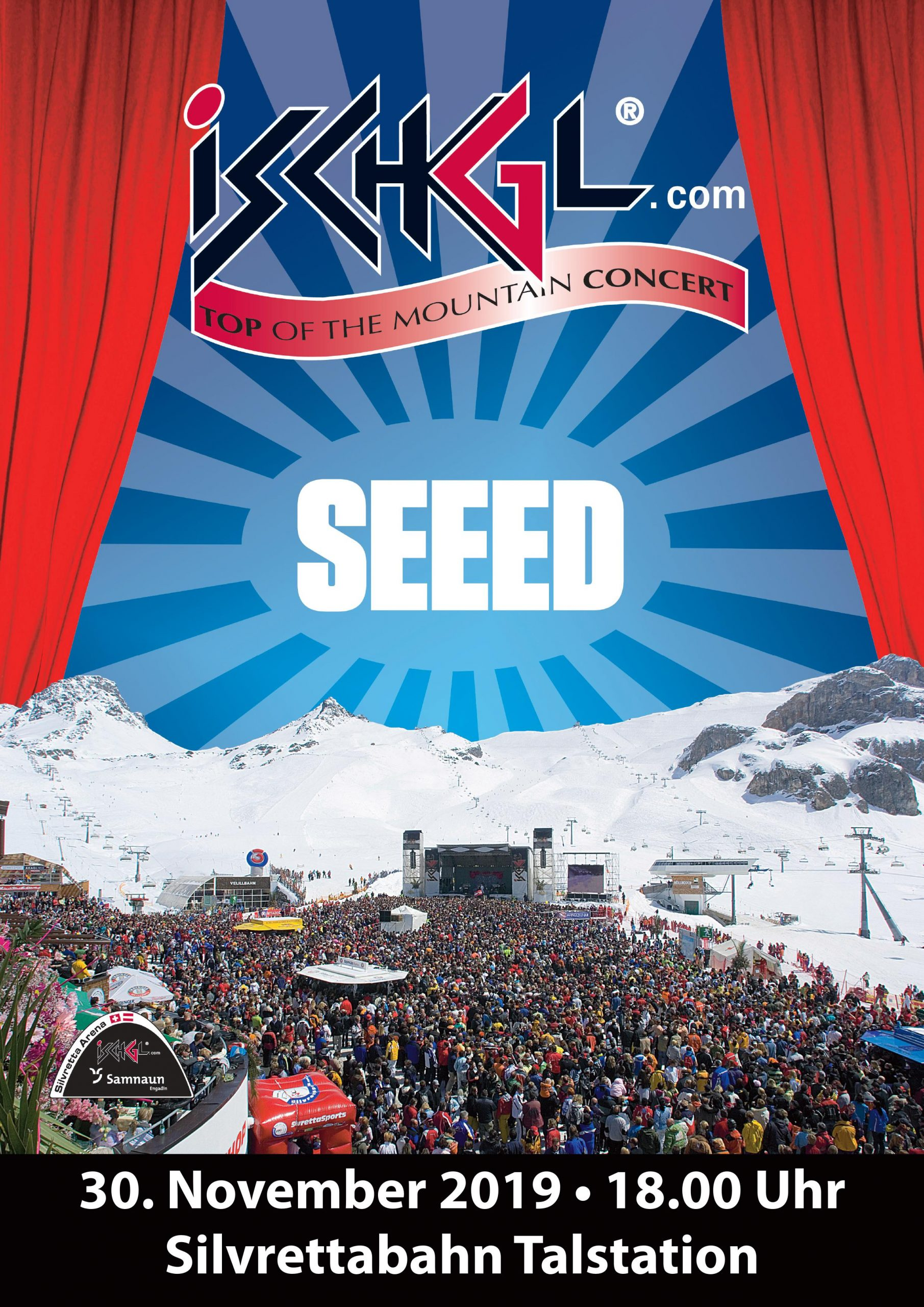SEEED • ISCHGL