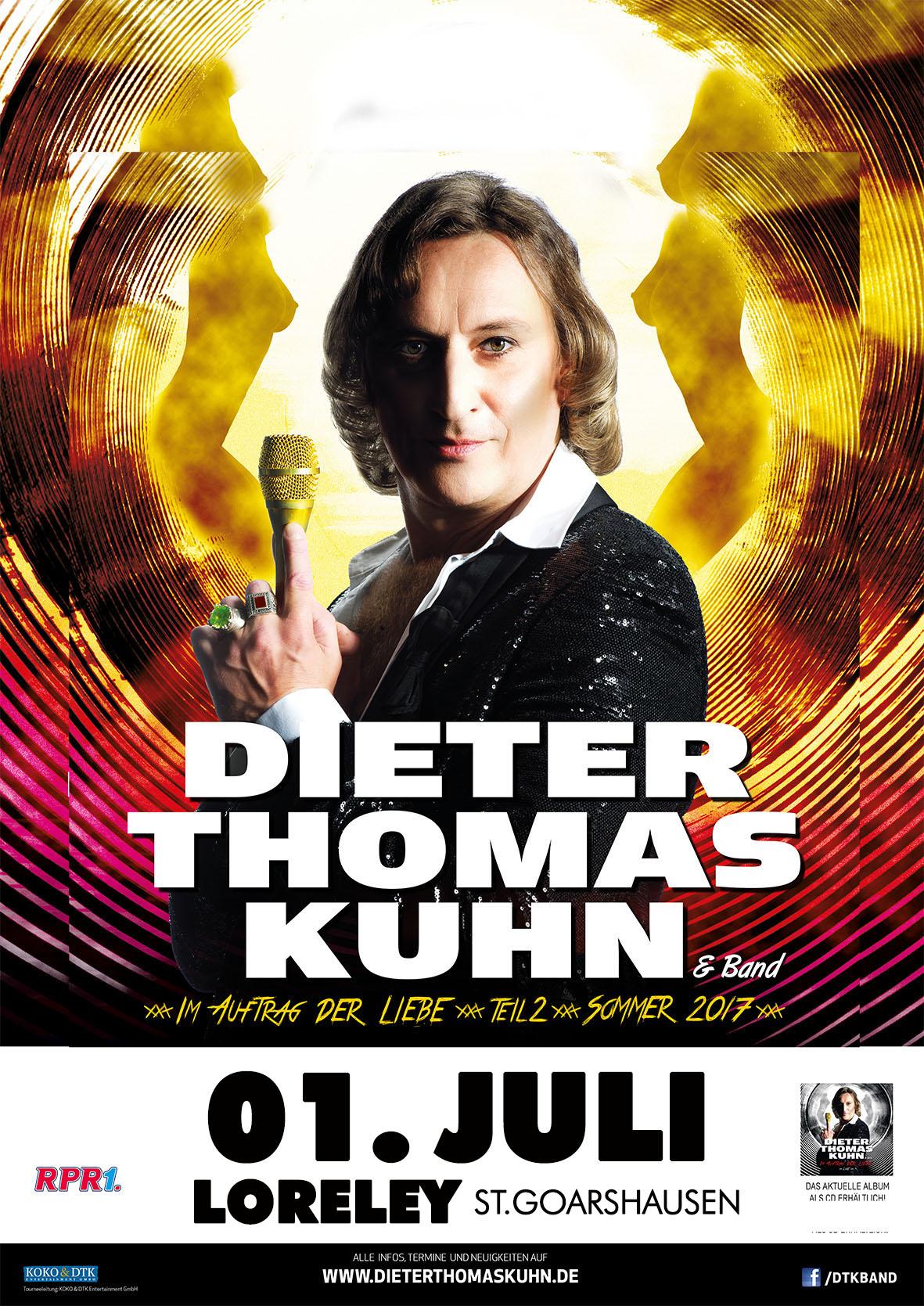 Dieter Thomas Kuhn • Loreley