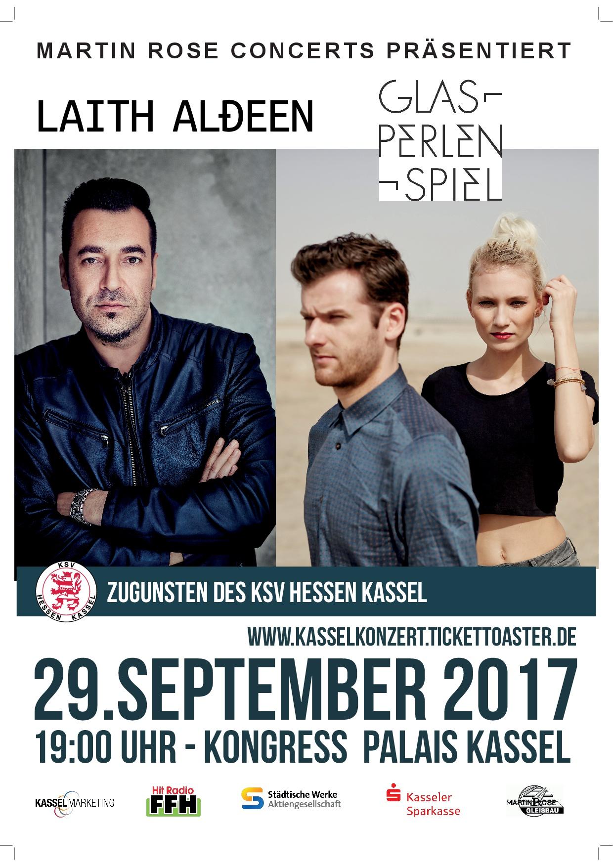 Laith Al-Deen & Glasperlenspiel • Kassel