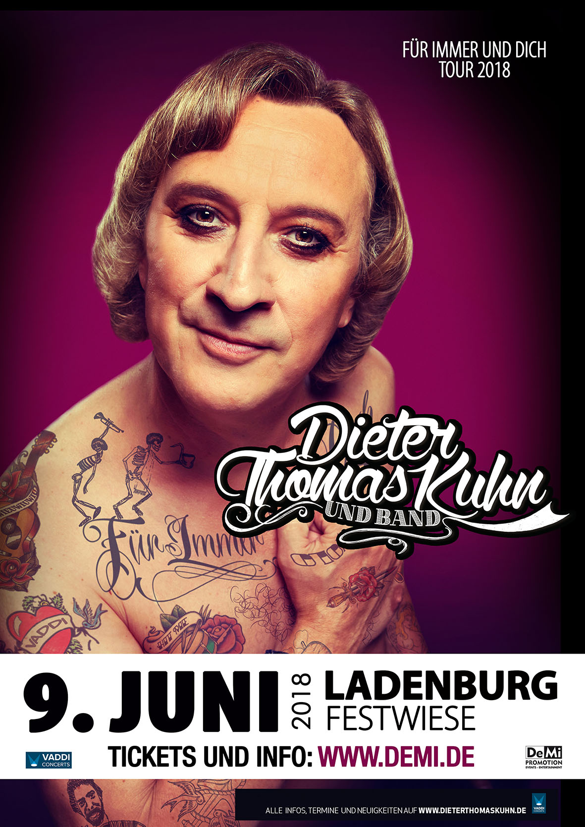 DIETER THOMAS KUHN • LADENBURG
