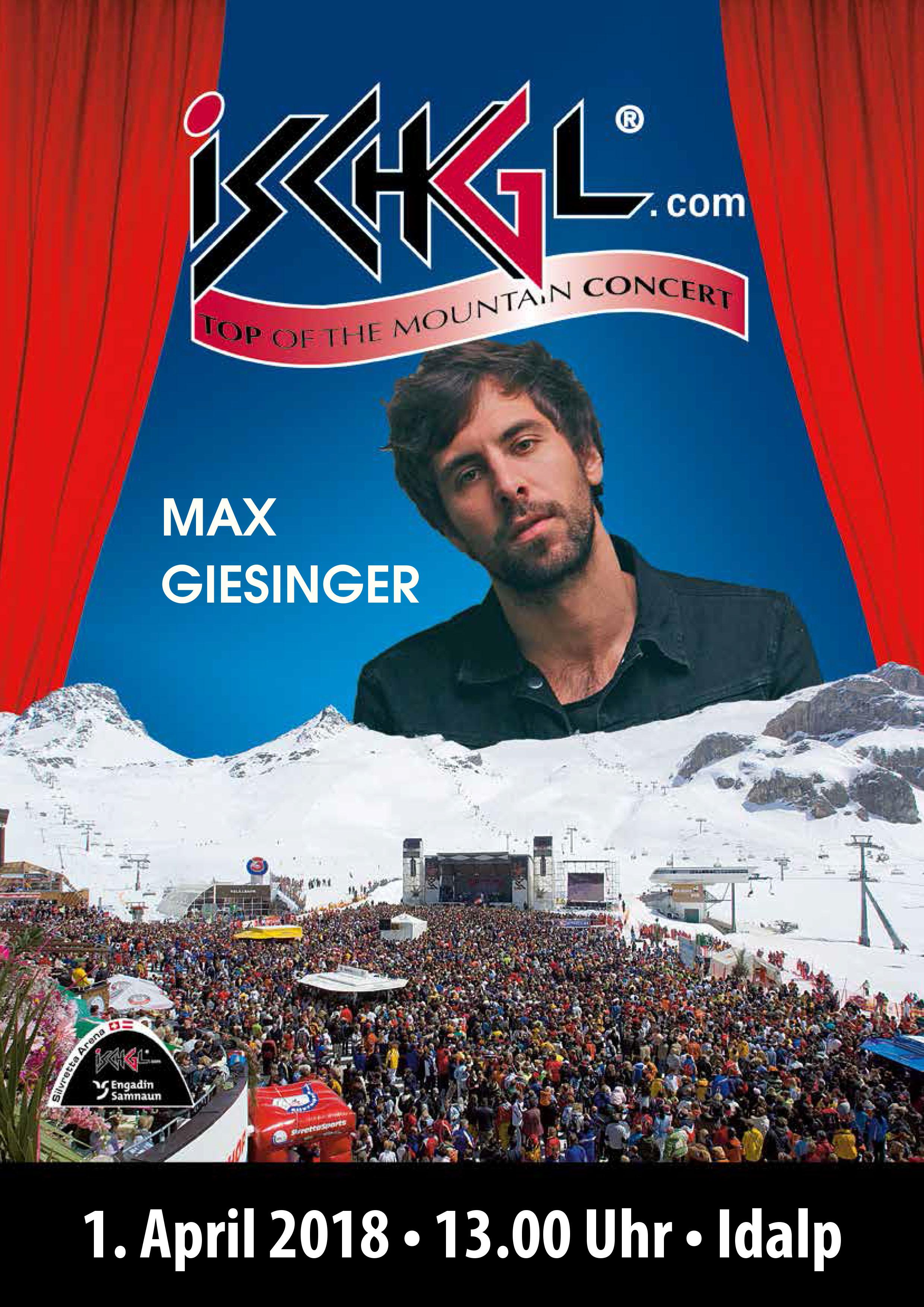 MAX GIESINGER • ISCHGL
