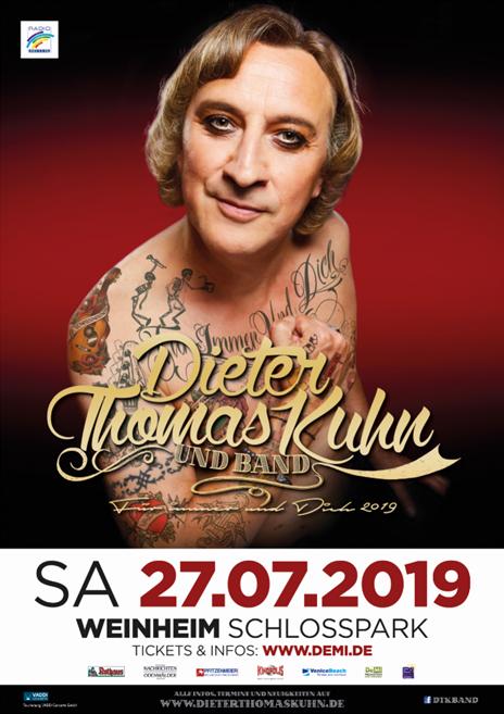 Dieter Thomas Kuhn • Weinheim